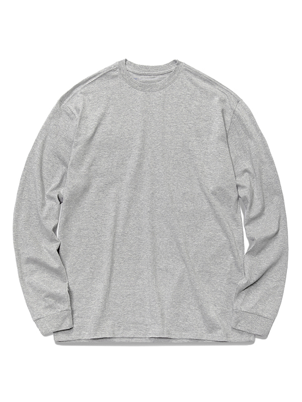 PAVEMENT LONG SLEEVE GA [MELANGE GREY]