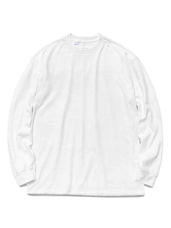 PAVEMENT LONG SLEEVE GA [WHITE]