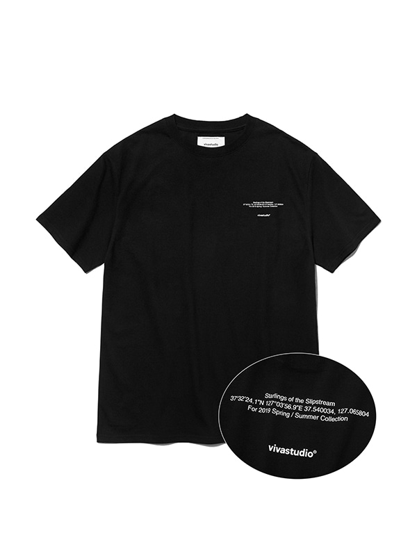 NEW LOCATION SHORT SLEEVE IS [BLACK]