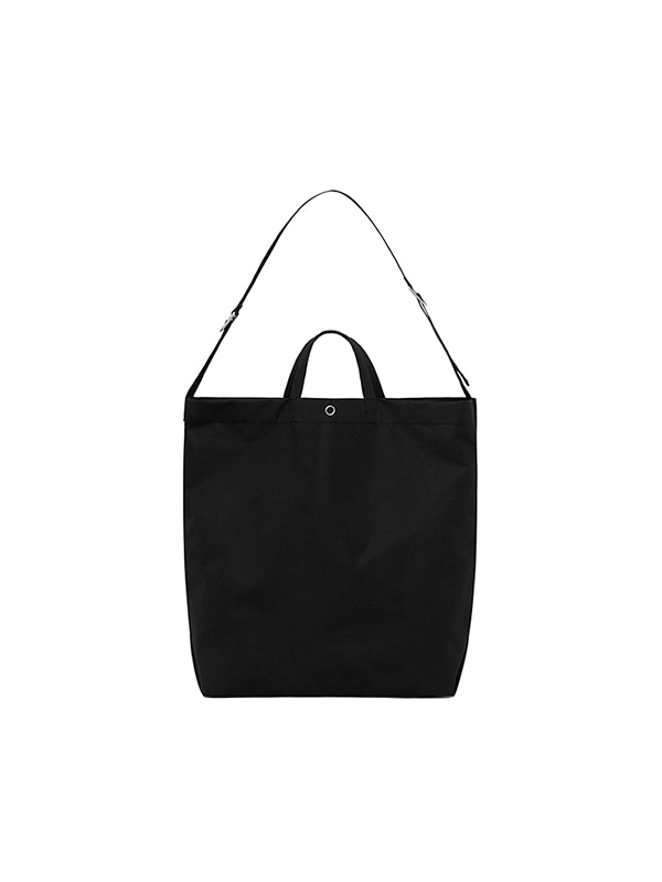 BIG CROSS BAG IS [BLACK]