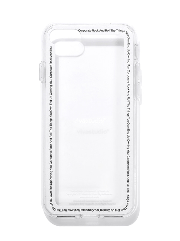 PHONE CASE JA [WHITE]