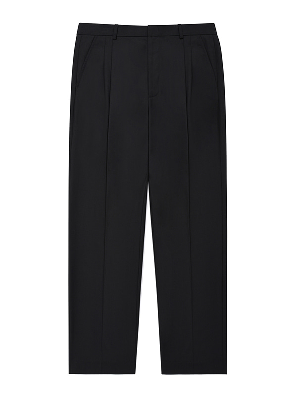BALLOON SLACKS JA [BLACK]