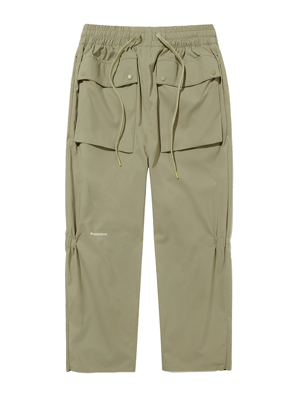 DESCENTE×VIVASTUDIO CARGO PANTS [BEIGE]