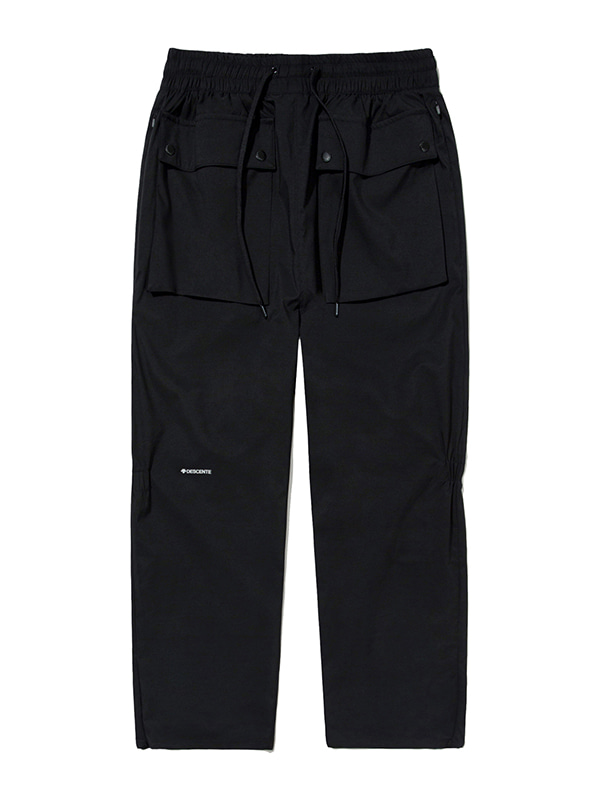 DESCENTE×VIVASTUDIO CARGO PANTS [BLACK]